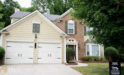 Kennesaw Single Family Home Under Contract: 3006 Donamire Ave