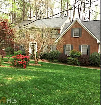 Lilburn Single Family Home For Sale: 3611 Preston Ct #10