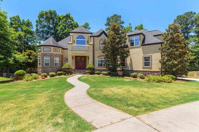 McDonough Single Family Home For Sale: 6320 Dalewood Dr