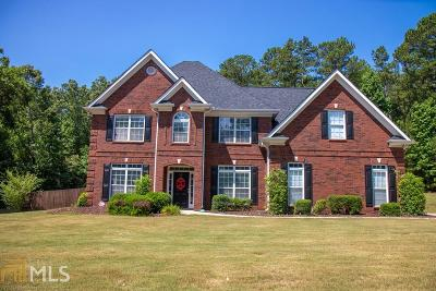 Conyers Single Family Home New: 2104 Crest Wood Dr