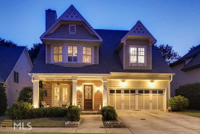 Avondale Estates Single Family Home New: 420 Rammel Oaks Dr