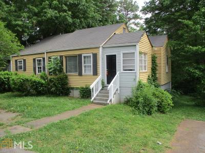 Decatur Rental For Rent: 1564 Columbia Dr