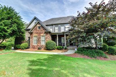 Winder Single Family Home New: 1011 Windermere Xing