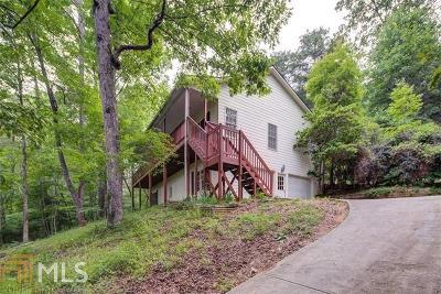 Dahlonega Single Family Home For Sale: 116 High Shoals