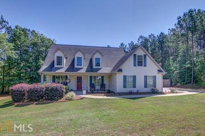 Haddock, Milledgeville, Sparta Single Family Home For Sale: 486 Sara Hunter Ln