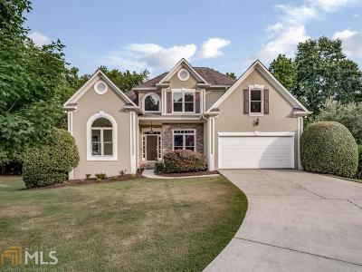 Suwanee Single Family Home For Sale: 7225 Palisades Point
