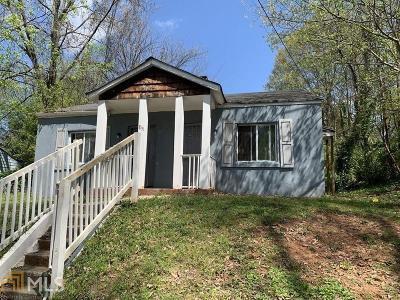 Atlanta Multi Family Home For Sale: 1031 Sparks St