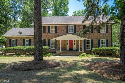 Haddock, Milledgeville, Sparta Single Family Home For Sale: 3781 Sinclair Dam Rd