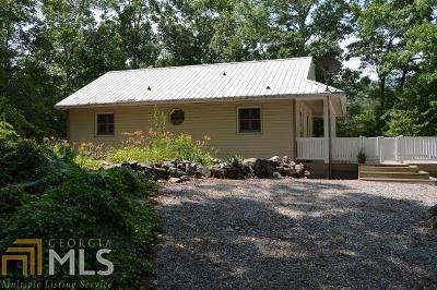 Hiawassee Single Family Home For Sale: 1200 Shadow Mtn Rd #9