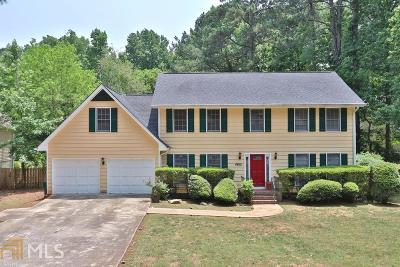 Stone Mountain Single Family Home For Sale: 4885 Woodhurst Way