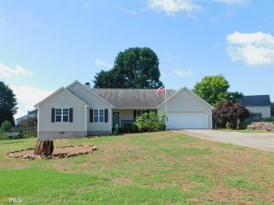 Winder Single Family Home New: 1063 Taylor Ct #2/31
