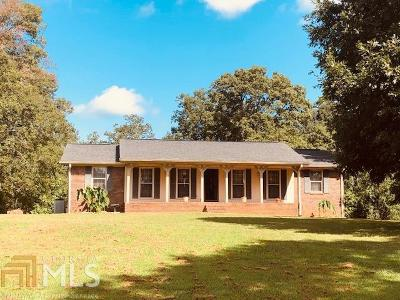 Powder Springs Single Family Home New: 1374 Bullard Rd