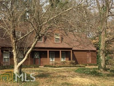 Fayetteville Single Family Home For Sale: 151 Lafayette Dr