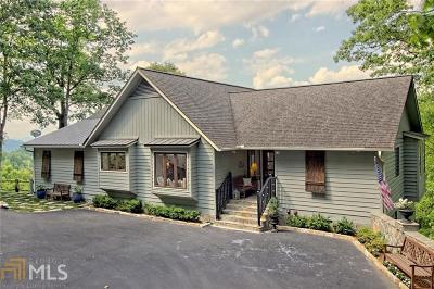 Rabun County Single Family Home For Sale: 642 Alpine Dr