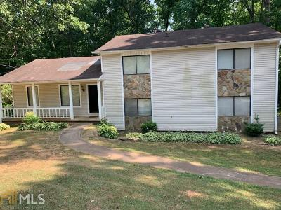Lithonia Single Family Home For Sale: 5502 Appleby Ln