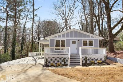 Scottdale Single Family Home For Sale: 3209 Kelly St