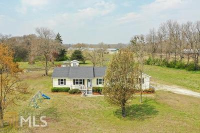 Hart County Single Family Home For Sale: 3324 Goldmine Hollysprings Rd