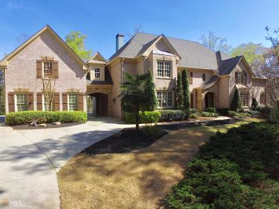 Sandy Springs Single Family Home For Sale: 5505 NW Long Island Dr