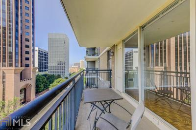 Windsor Over Peachtree Condo/Townhouse Under Contract: 620 Peachtree St #909