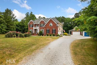 Newton County Single Family Home Under Contract: 13065 Highway 278