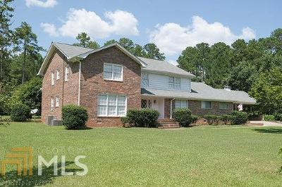 Butts County Single Family Home New: 164 Buttrill Rd
