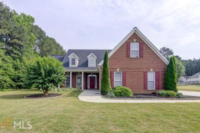 Senoia Single Family Home New: 12 Wrightsburg Dr