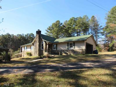 Carroll County Single Family Home For Sale: 6058 Mt Zion Rd