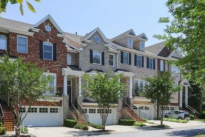 Decatur Condo/Townhouse For Sale: 995 Emory Parc Pl