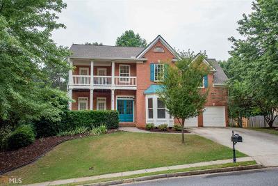 Sugar Hill Single Family Home New: 6520 Grand Magnolia Dr