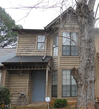 Stone Mountain Condo/Townhouse For Sale: 867 Heritage Oaks Dr