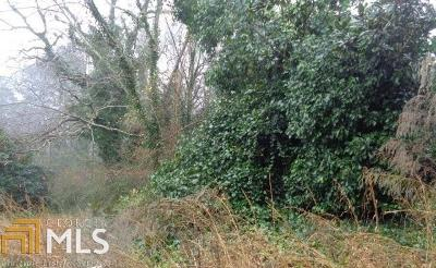 Fulton County Residential Lots & Land New: 3800 Thaxton Rd
