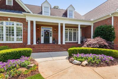 Roswell Single Family Home New: 135 Ansley