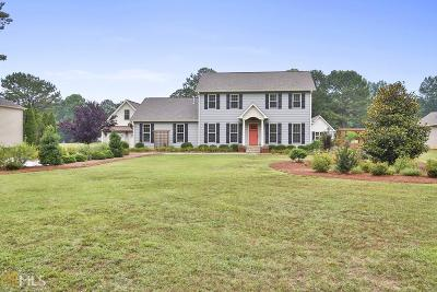 Newnan Single Family Home New: 556 Sullivan Rd
