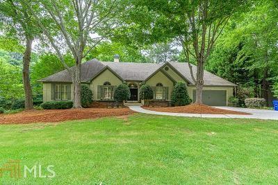 Newnan Single Family Home New: 49 Overbrook Ct