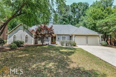Marietta Single Family Home Under Contract: 3205 Powers Ford