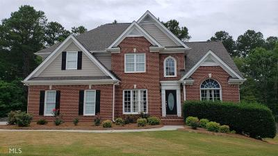 Grayson Single Family Home New: 1619 Rosemist Ct