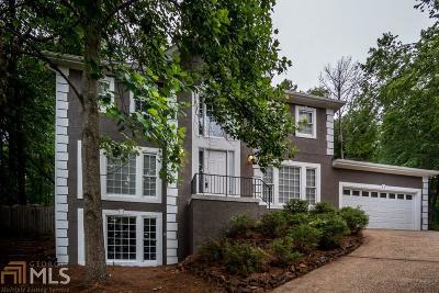 Marietta Single Family Home New: 2114 Glenridge Court