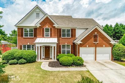 Sugar Hill Single Family Home New: 509 Glen Creek Way
