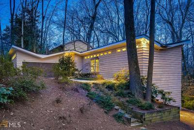 Atlanta Single Family Home New: 885 Landmark