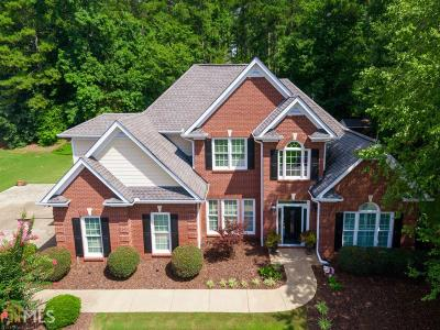 Loganville Single Family Home New: 698 Templeton Dr