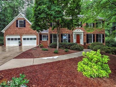 Marietta Single Family Home New: 1843 Jacksons Creek Dr