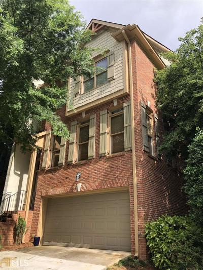 Decatur Condo/Townhouse New: 3 Oakhurst Common