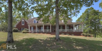 Monroe, Social Circle, Loganville Single Family Home For Sale: 1027 Criswell Rd
