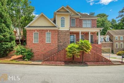 Atlanta Single Family Home New: 1711 Summit Glen