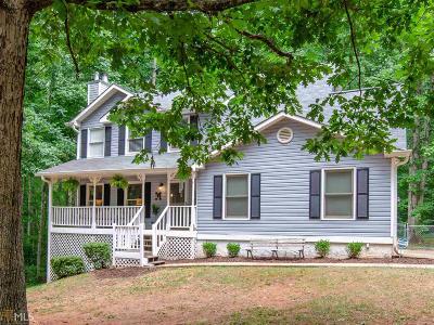 Newnan Single Family Home New: 240 Ashley Creek Dr