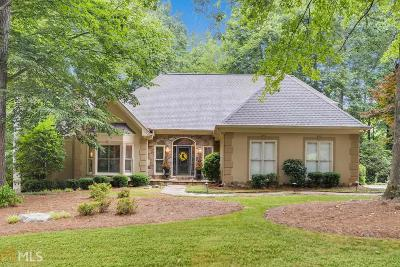 Roswell Single Family Home New: 2730 Hazy Hollow Run