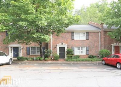 Decatur Condo/Townhouse New: 1105 Clairemont Ave #M