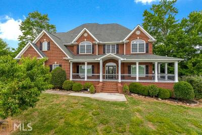 Banks County Single Family Home For Sale: 125 Night Hawk Dr