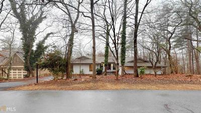Waleska Single Family Home For Sale: 183 S Cherokee Dr