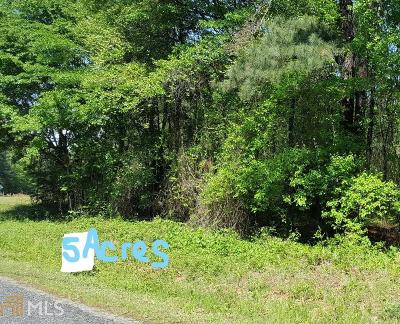 Residential Lots & Land New: N Harkness Rd